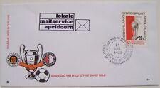 Stadspost Apeldoorn - FDC Voetbal, Football Feyenoord winnaar World Cup 1970