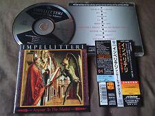 IMPELLITTERI / answer to the master /JAPAN LTD CD OBI