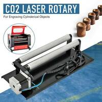 CO2 Laser Cylinder Rotary Attachment F/ Laser Engraver Cutter  Engraving Machine