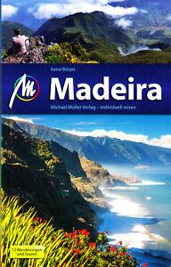 REISEFÜHRER Madeira 2018/19 mit 12 Wanderungen, Michael Müller Verlag, UNGELESEN