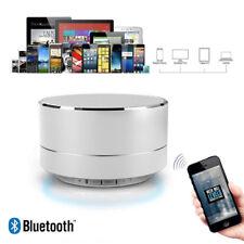 Mini Bluetooth Lautsprecher Wireless Musikbox LED Tragbarer Speaker iPhone iPad