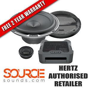 "Hertz Mille Pro MPK 165.3 6.5"" Component Kit - FREE TWO YEAR WARRANTY"