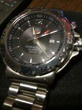 Tag Heuer Formula One Alarm Mens Wristwatch WAC111A