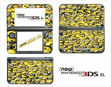 MIGNONS - Vinyl Skin sticker for Nintendo NEW 3DS XL (with C Stick) - réf 200
