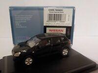 Nissan Qashqai, Black, 1/76, Oxford Diecast 76NQ012