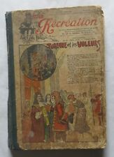 Ma récréation – Turenne et les voleurs – 24 septembre 1921
