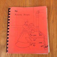 South Bend Memorial Presbyterian Church Women's Guild Vintage Cookbook