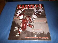 2008-09 Harvard University Crimson Women's Ice Hockey Guide