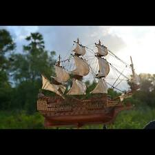 Sovereign of the Seas 1637 Tall Ship 67cm. Built Wooden Model Boat Assembled