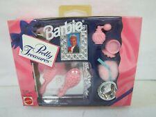New Vintage 1995 Barbie Doll Pretty Treasures Vanity Accessory Pack 13756-0910