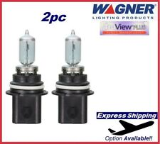 Pair of Headlight Bulb Capsules TruView PLUS White 9007TVX 12V HB5 4000K