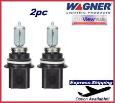 Pair of Headlight Bulb Capsules TruView PLUS White 9007TVX 12V HB5 4000K