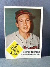 BROOKS ROBINSON 1963 FLEER #4 VGEX