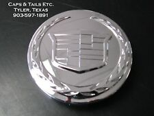 2005 - 2014 Cadillac Escalade ESV EXT center cap 9595891 Chrome NEW OEM