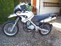 2006 BMW F650 GS in Silver