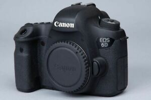 Canon EOS 6D Body Only Agsbeagle