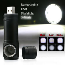 Outdoor Portable Mini Q5 LED 1000LM USB Rechargeable Headlamp Flashlight