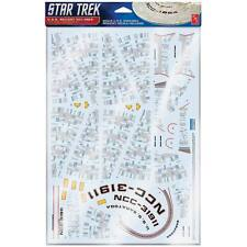 1/537 Model Kit Star Trek U.S.S. Reliant Aztec Decals MKA021