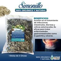 Simonillo simonilla Hierba tea trata la gastritis y ulceras naturalmente 4 onzas
