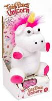 Novelty Talk Back Unicorn Plush Toy