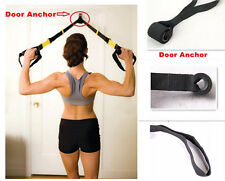 2017 Resistance Exercise Bands - Advanced Door Anchor New