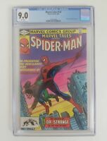 Marvel Tales #137 CGC 9.0 Marvel Comics 1982 Reprint 1st Spider-Man Appearance