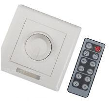 12-24V-8A IR Remote LED Light Dimmer Brightness Control