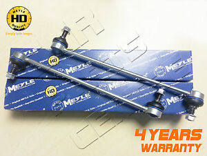 FOR VAUXHALL ASTRA H 2004- FRONT HEAVY DUTY ANTIROLL BAR DROP LINKS MEYLE HD