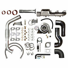 DTS TURBO KIT TOYOTA LAND-CRUISER 1HZ 4.2LT ENGINE FOR 80 SERIES 1HZDTS