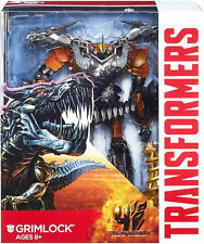 Transformers Hasbro Movies 4 Age of Extinction AOE Leader Dinobot Grimlock