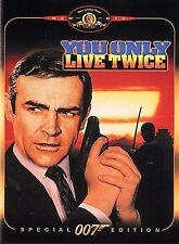 You Only Live Twice (DVD, 2000, DISCONTINUED) Sean Connery as James Bond