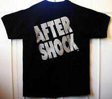 NEW AFTERSHOCK AFTER SHOCK LIQUOR ALCOHOL 100% COTTON MENS XL TSHIRT ONLY 3 LEFT