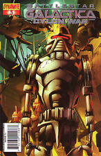 BATTLESTAR GALACTICA Cylon War #3 Foil Edition VARIANT COVER