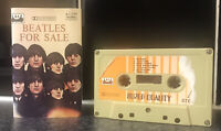 Beatles - For Sale - A1-159 Cassette Tape - Tested and Fully Working - FREE P&P