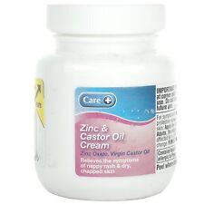 CARE ZINC & CASTOR OIL CREAM - 100G