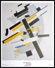 Kasimir Malewitsch Suprematismo Supremus Poster Kunstdruck im Alu Rahmen 90x70cm