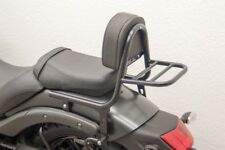 FEHLING Sissy Bar schwarz, Kawasaki Vulcan S (EN650), 15-, Stahl