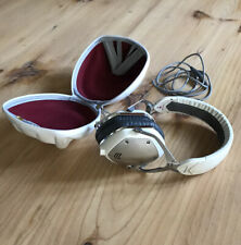 Used V-MODA Crossfade M-100 Over-Ear Noise Isolating Headphones - White