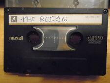 MEGA RARE The Reign DEMO CASSETTE TAPE pop rock 7trx UNRELEASED Joe Caravella NY