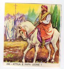 figurina IMPERO ROMANO IMPERIA 1963 REC numero 249