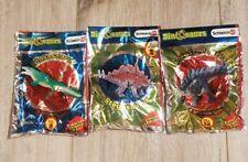 Schleich 3x verschiedene Dinosaurier /Mini Dino neu & in Folie