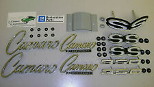 Emblem Kit 68 Camaro Super Sport SS 350 36-pc Kit with Fasteners **In Stock**