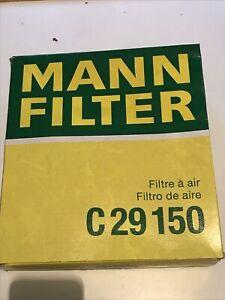 Mann Air Filter C29150 For Volvo V50 D3 D4 2.4 D5 2.4 TDI