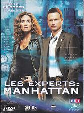 COFFRET 3 DVD 12 ÉPISODES LES EXPERTS MANHATTAN SAISON 2 PARTIE 1 GARY SINISE