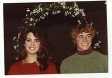 Brooke Shields & Christopher Atkins - Original Vintage Peter Warrack Photograph