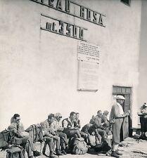 BREUIL c. 1950 - Plateau Rosa Alpes Italie - DIV 3449