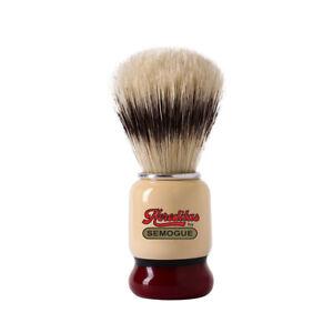 Semogue Hereditas 1438  Shaving Brush - Official Semogue Dealer - Read Warning