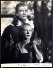 LA BELLE ET LE BETE 1946 Jean Cocteau Jean Marais, Josette Day FRENCH STILL