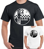 2 Tone Records The Specials Mens Retro Music T-Shirt SKA Northern Soul Reggae