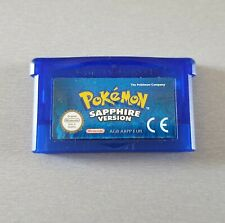 Pokemon Sapphire GBA *CARTRIDGE ONLY* Nintendo Game Boy Advance